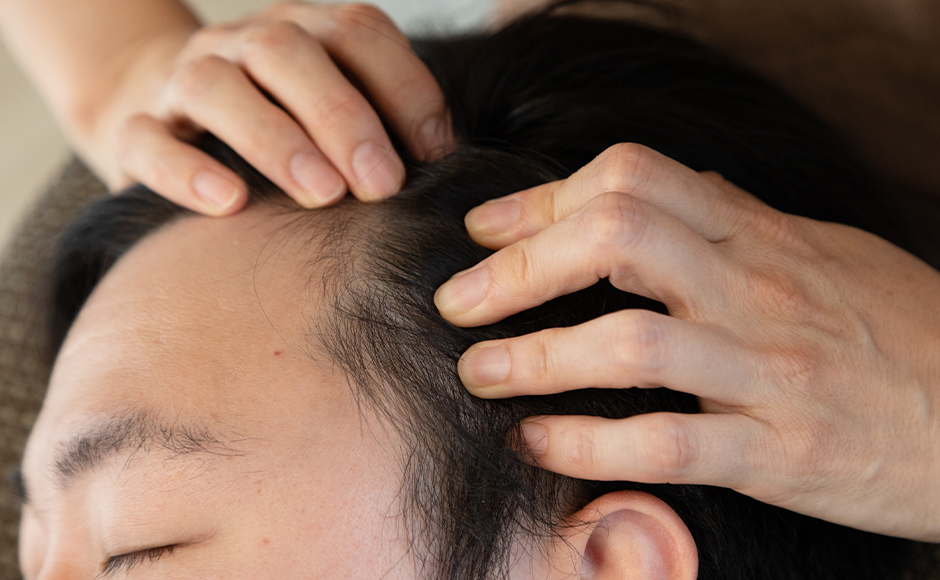 Dry Head Spa&Training Therapy